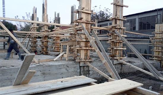 Construcţii noi